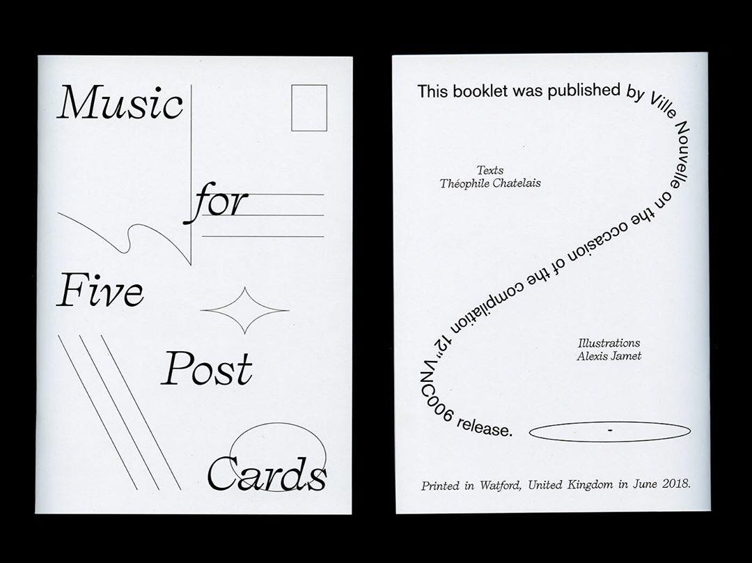 Ville Nouvelle - Music for Five Postcards