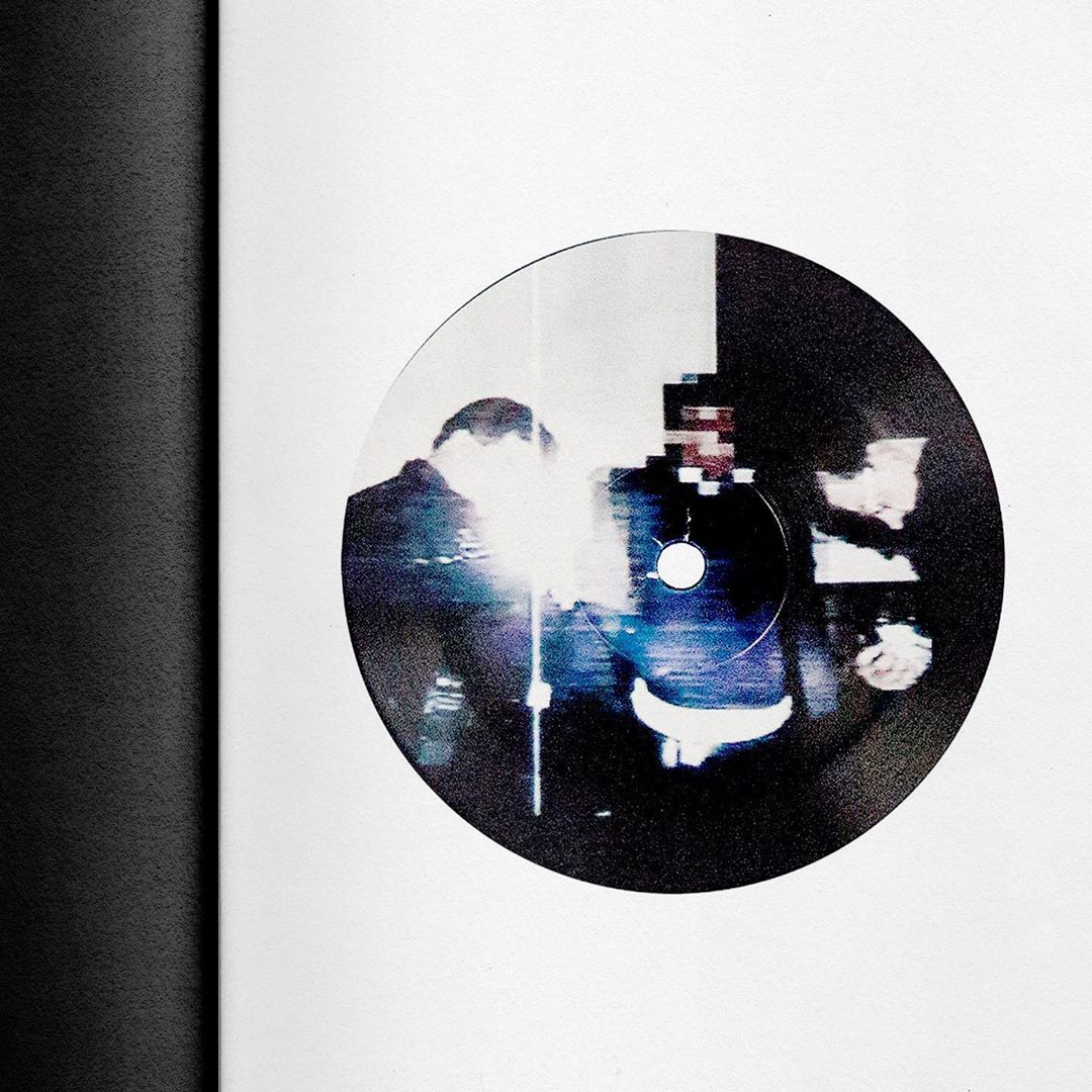 "12"" record for delroy edwards / la club resource / excerpt spread from my unpublished monograph"