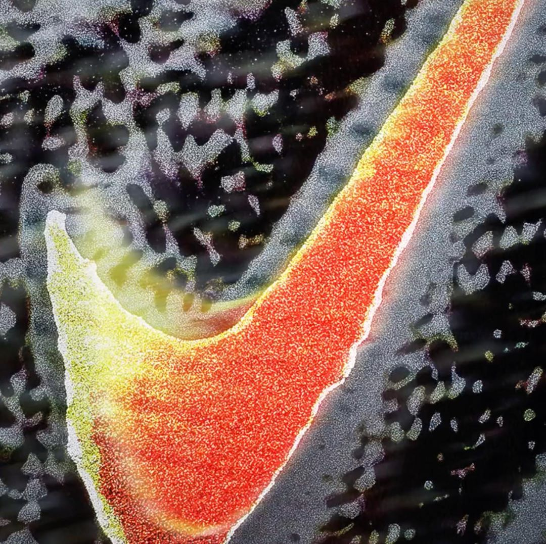 mega zoom of a video clip of a poster for who other than the big swoosher