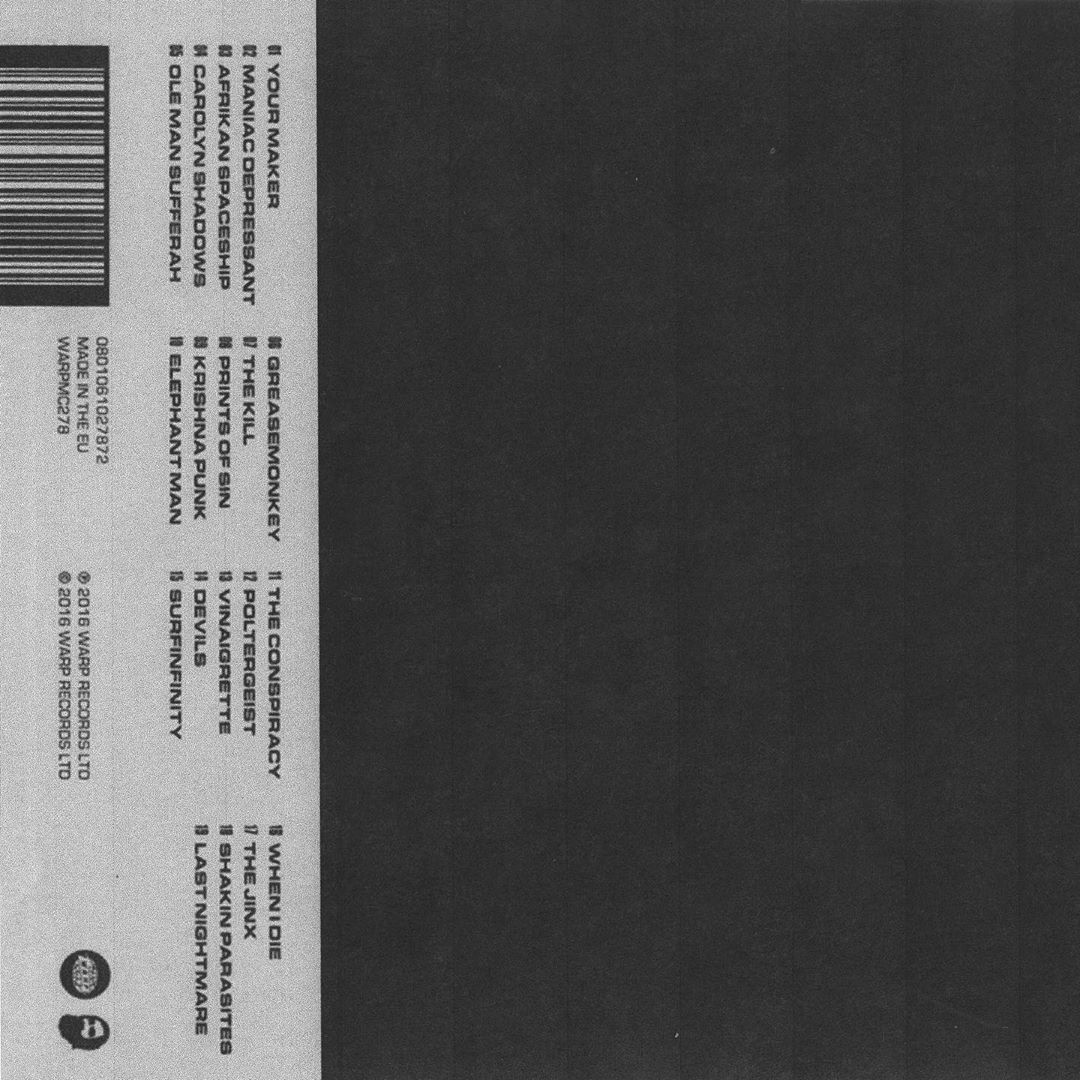 gonjasufi - callus / cassette packaging scan