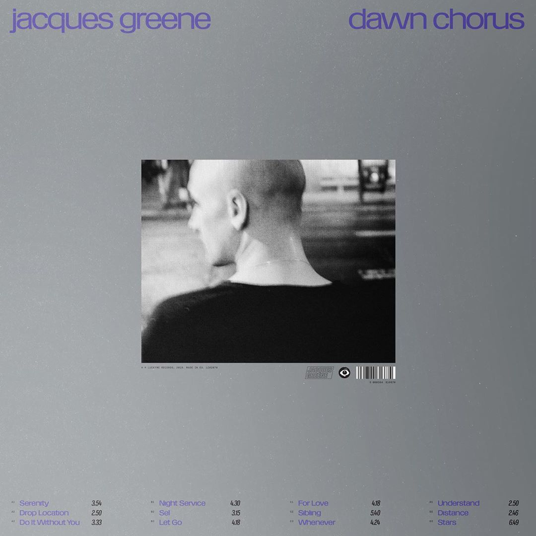 new jacques greene record out now x