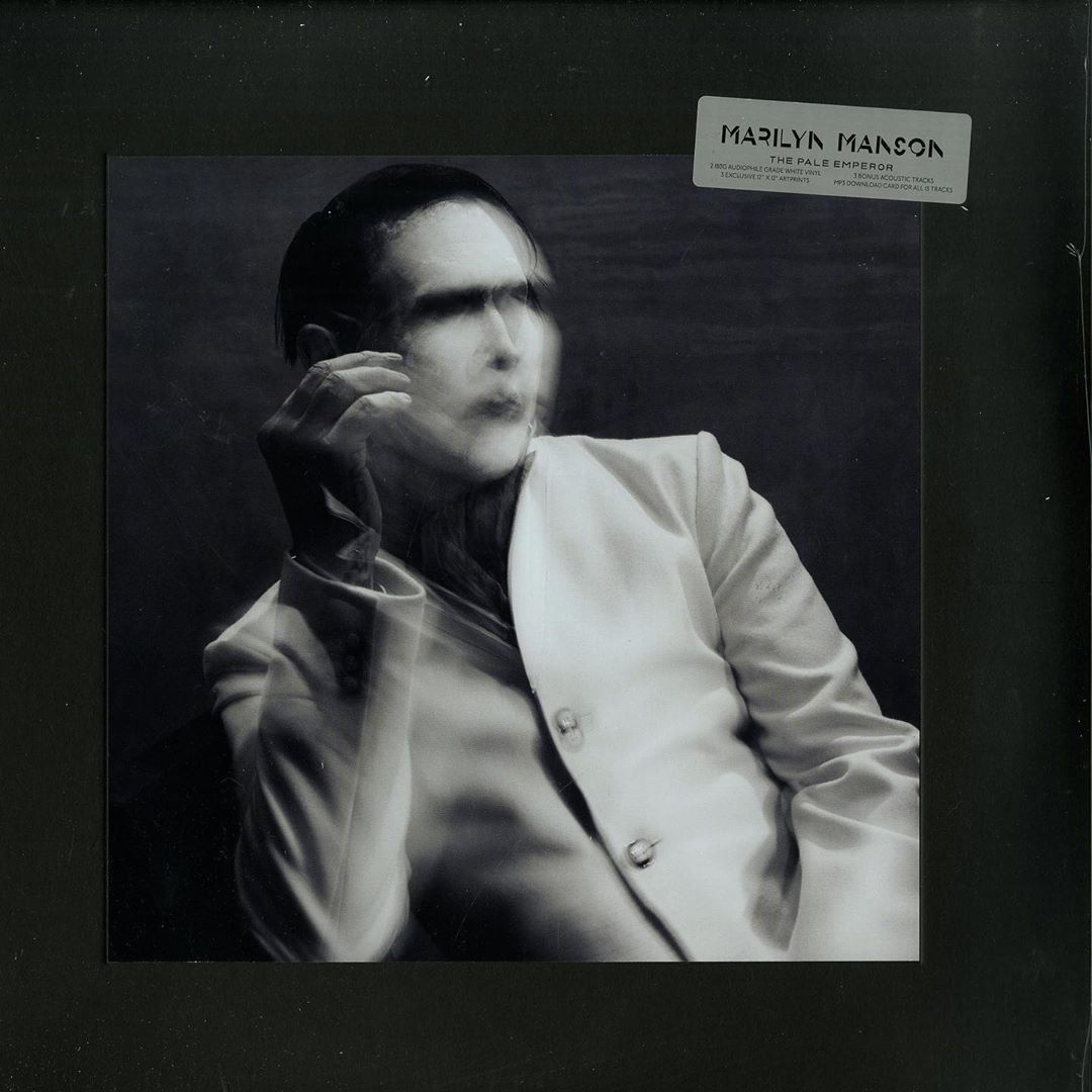 marilyn manson deluxe vinyl / shitty discogs scan