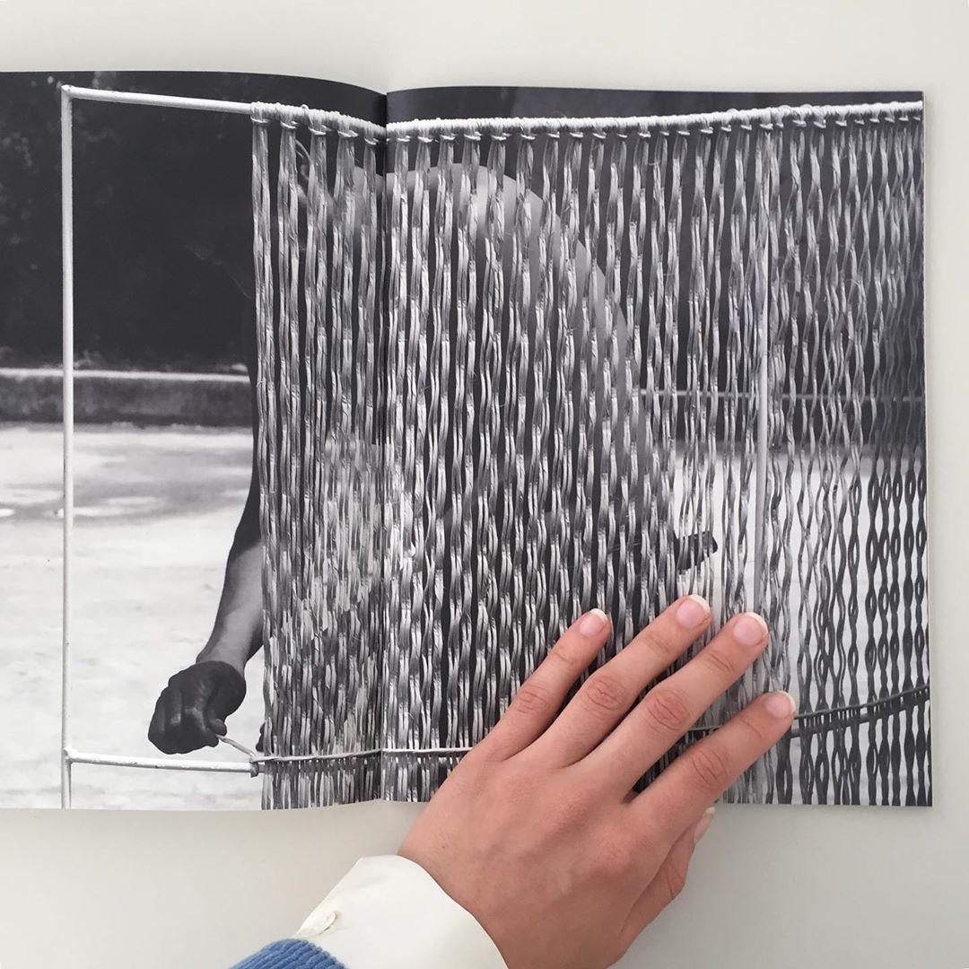 Palm screen, Casa Wabi, 2017