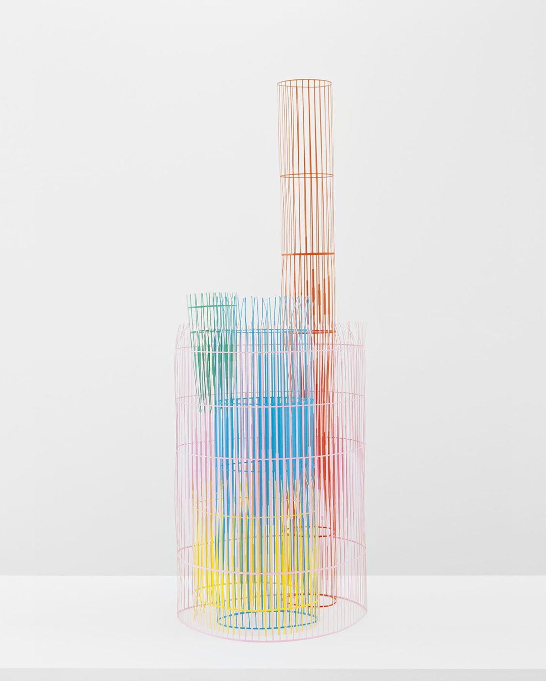 Armand, paper sculpture, 2013