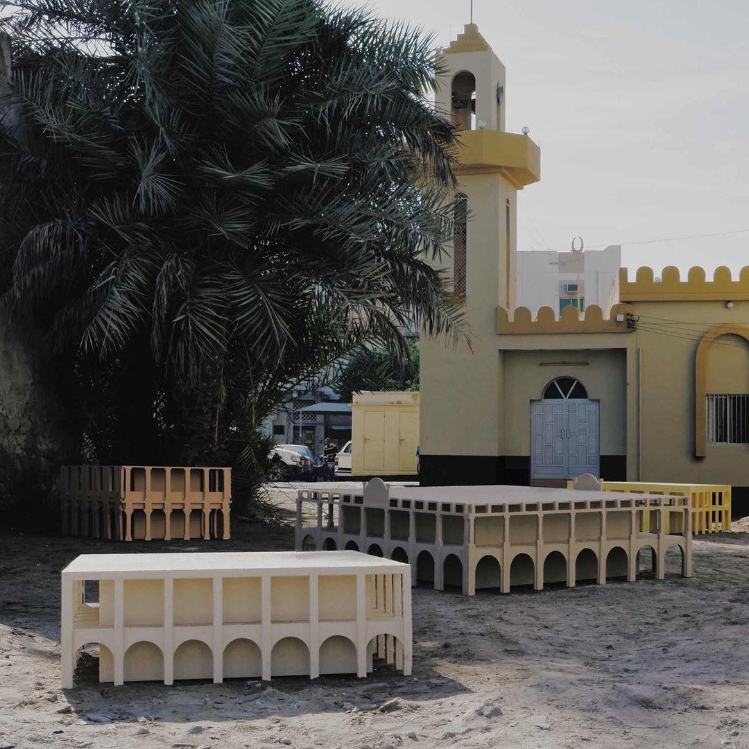 "Catalogue for Civil's show ""Objects for a Painless Past"" in Bahrain. #civilarchitecture #shirt #catalogue #insideout #bahrain @hamedbukhamseen @aikarimi"