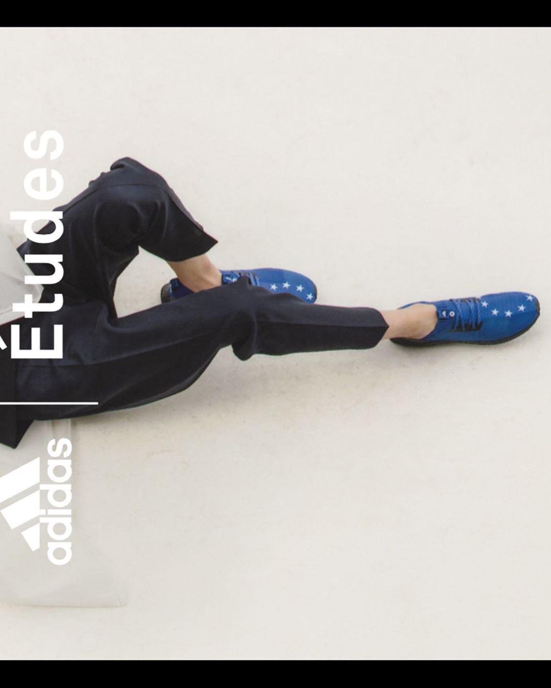 Adidas Ultra Boost & Études w/ @danielpshea @etudes #2018