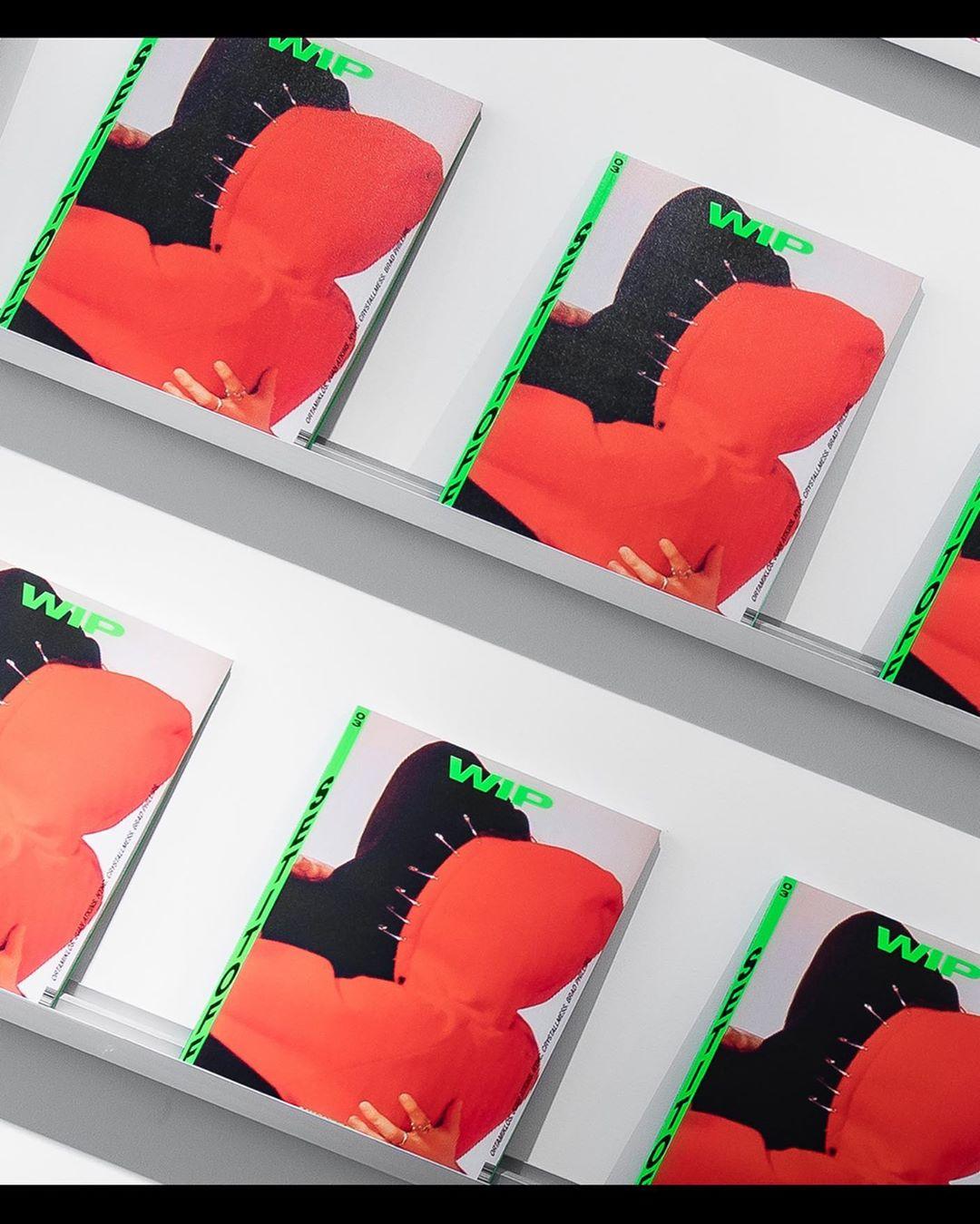 Carhartt Wip issue 3, launch exhibition w/ @carharttwip @oddityparis #2019
