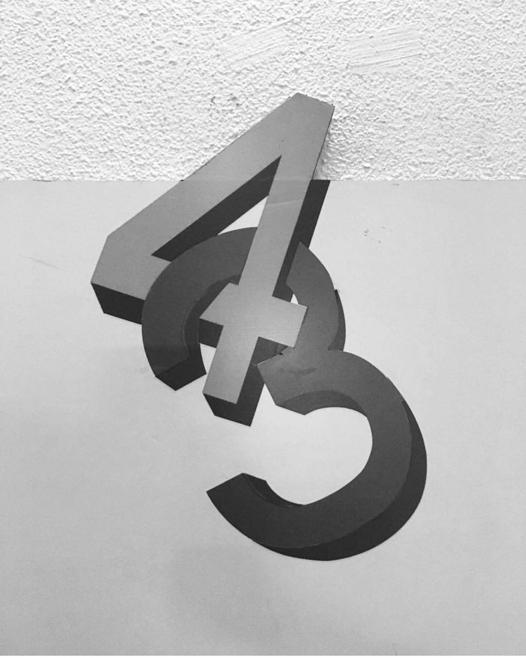 4th/3rd floor signage. Sasakuza Bowl Alley. — @chillllllllll week on #copiercollerclub