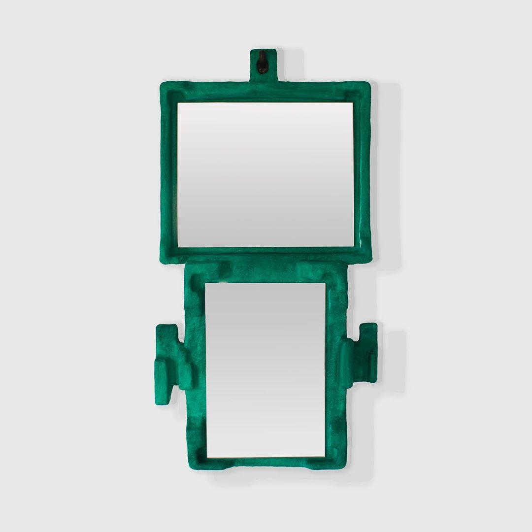 • Trashformers mirror •