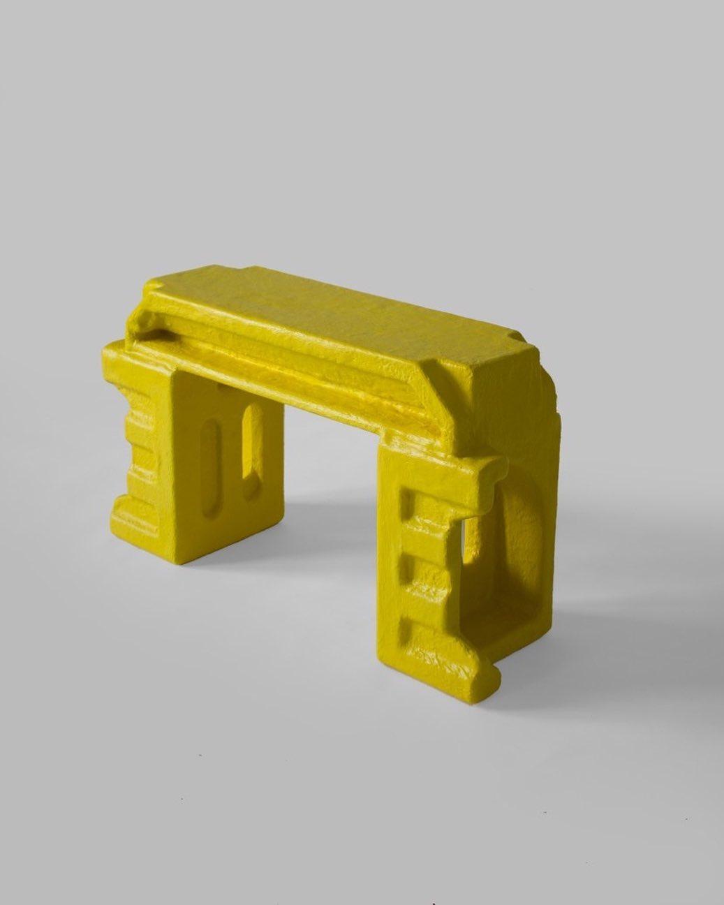 • Trashformers bench •
